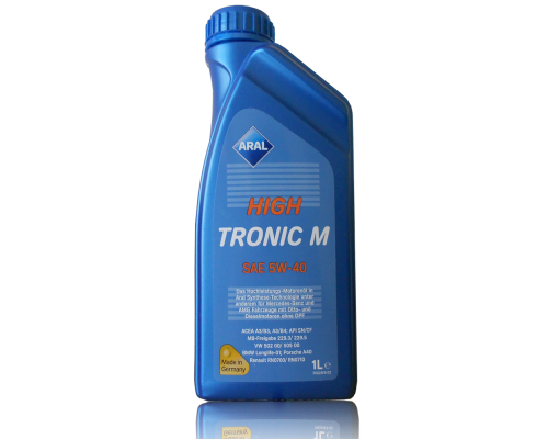 Aral High Tronic M 5W-40 1 Liter Dose