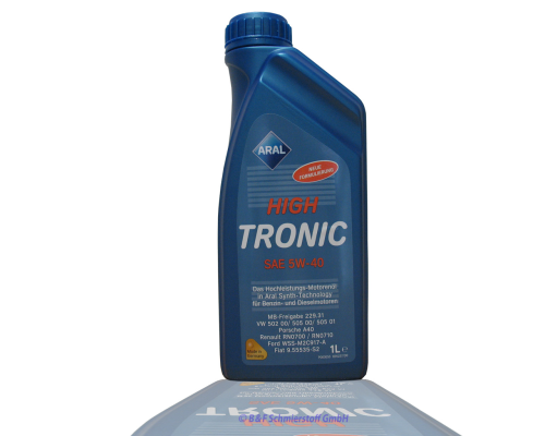 Aral High Tronic 5W-40 1 Liter