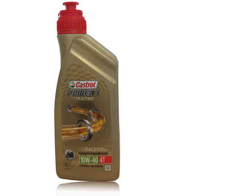 Castrol Power Racing 4T 10W-40 1liter