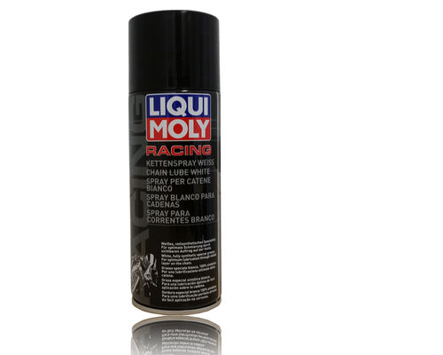 Liqui Moly 1591 Racing Chain Spray white, 400 ml: