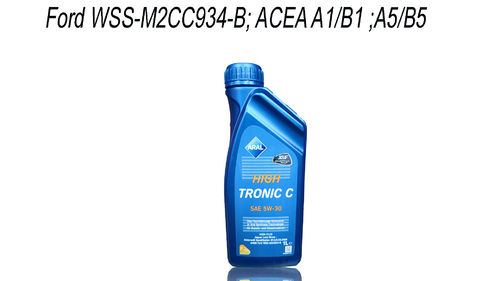 Aral High Tronic C 5W-30 1 Liter