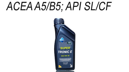 Aral SuperTronic E 0W-30