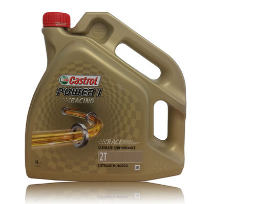Castrol Power 1 Racing 2T 4 Litre